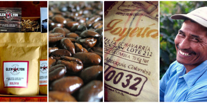 Glen Lyon Coffee Roasting