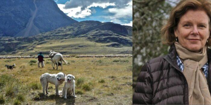 Kris Tompkins Patagonia