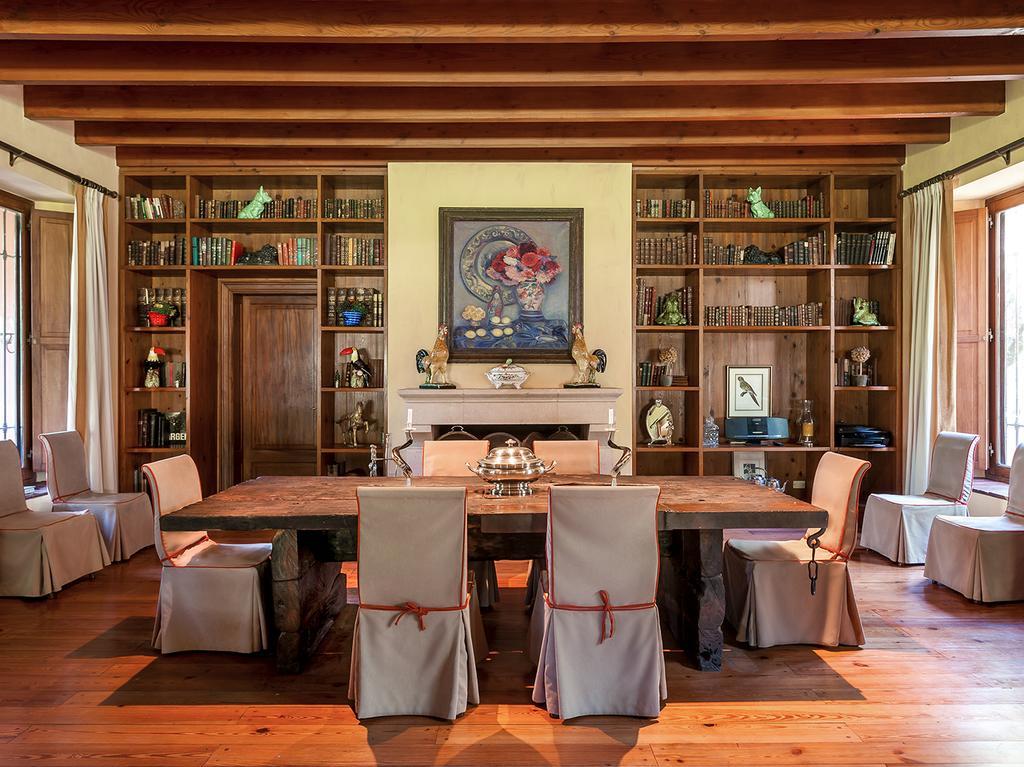 estancia la bandada dining room