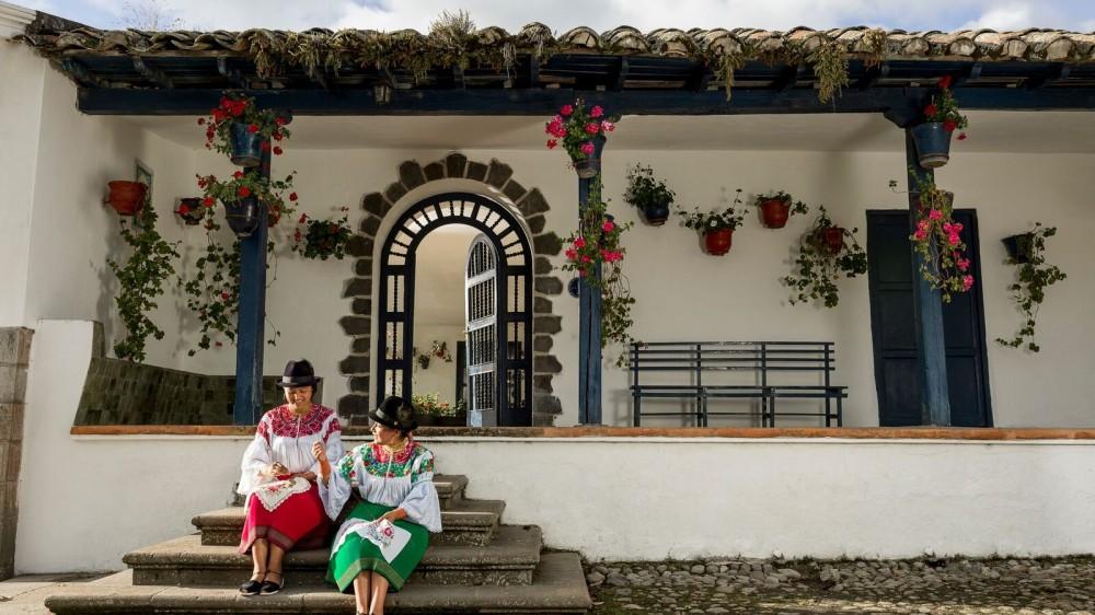 Hacienda Zuleta, Ecuador | Plan South America