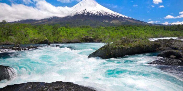 Villarrica Volcano, Vira Vira, Chile