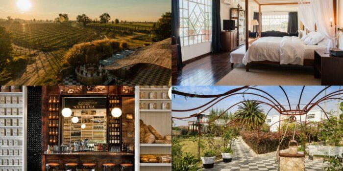 Narbona Wine Lodge Uruguay