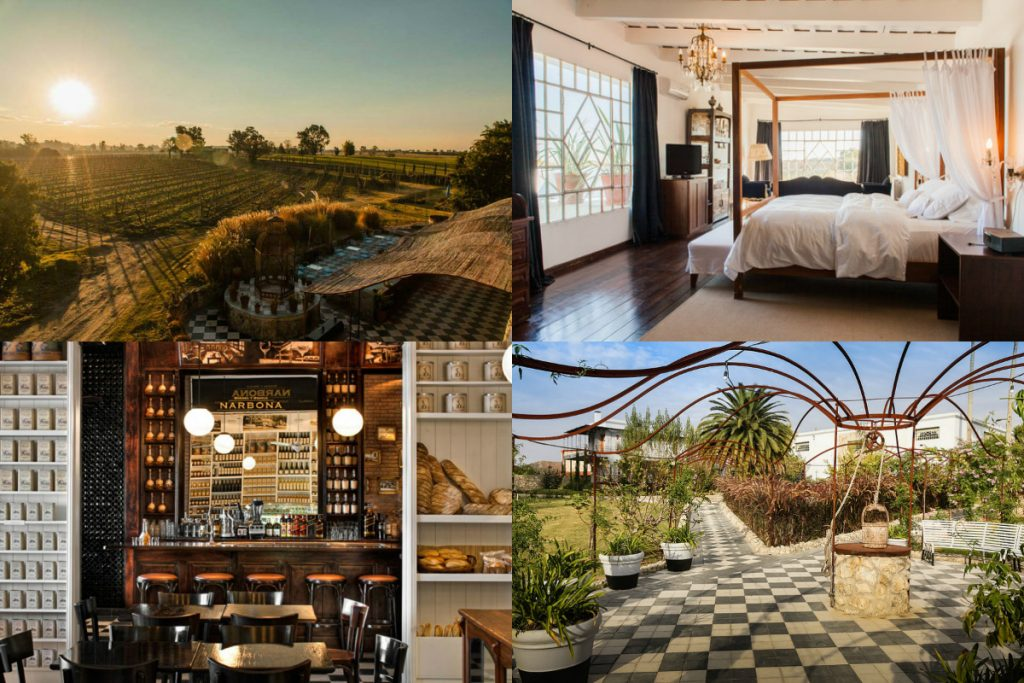 Property Pick | Narbona Wine Lodge, Carmelo, Uruguay