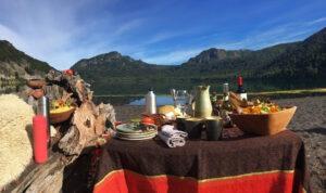 Hotel Vira Vira, Chile - Lake Picnic