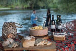 Hotel Vira Vira, Chile - Cheese & Wine