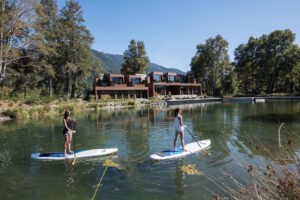 Hotel Vira Vira, Chile - Paddle Board