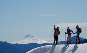 Hotel Vira Vira, Chile - Snow Hiking
