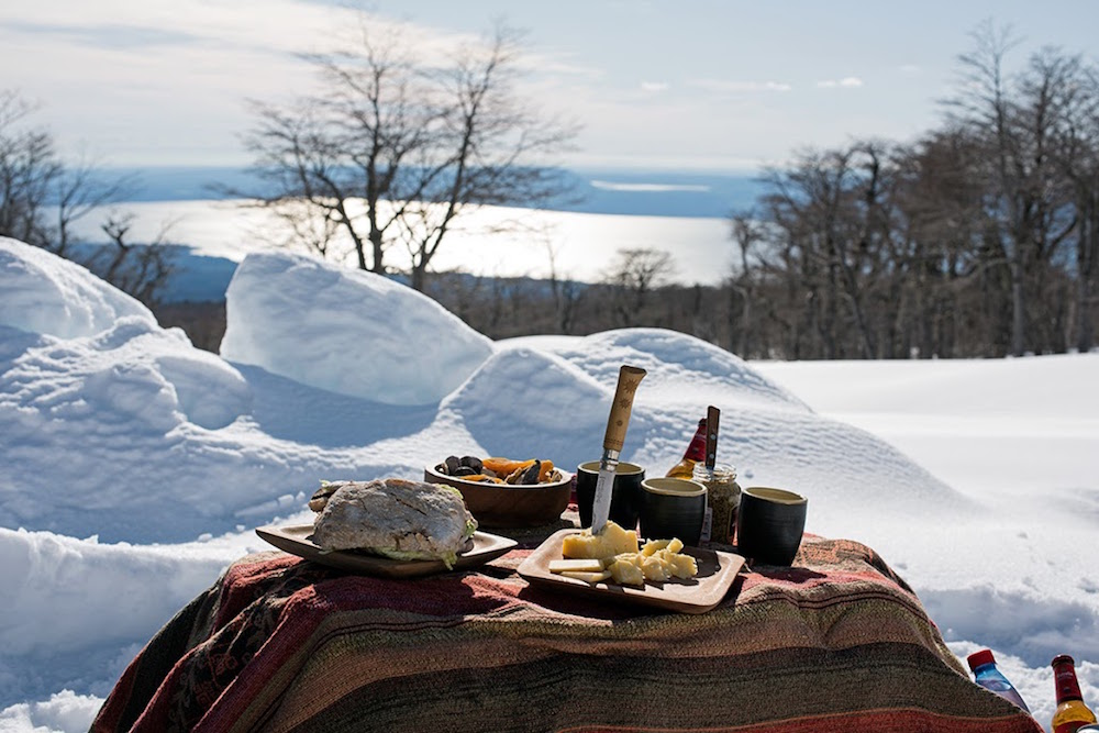 Hotel Vira Vira, Chile - Winter Picnic