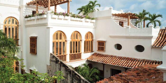 Casa San Agustin Cartagena Colombia