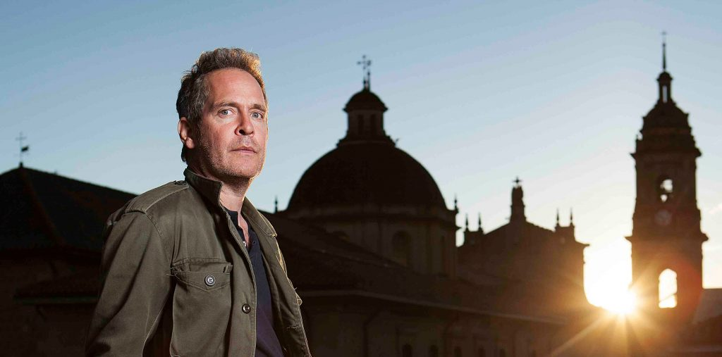 Tom Hollander in Colombia | The Sunday Times