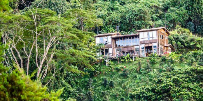 Casa Galavanta, Colombia