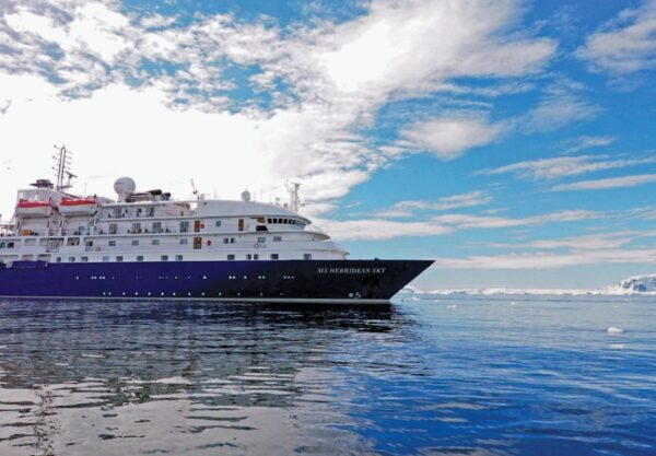 Luxury Expedition to Antarctica – Hebridean Sky