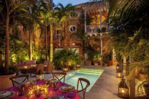 Casa de Indias Cartagena, Botero home