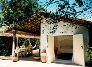 Uxua Casa Hotel & Spa, Brazil - Outdoor Dining