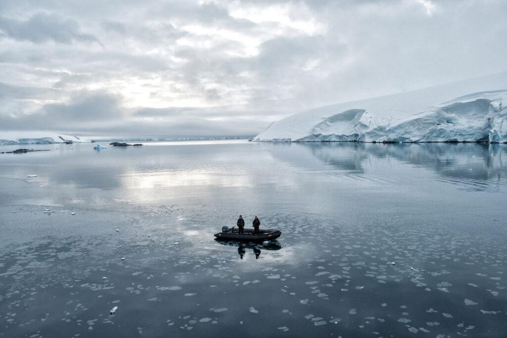 Legend, Antarctica, Zodiac