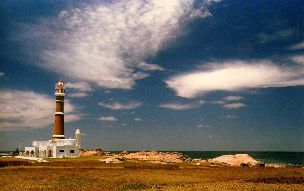 Faro, Cabo Polonio, Rocha, Uruguay