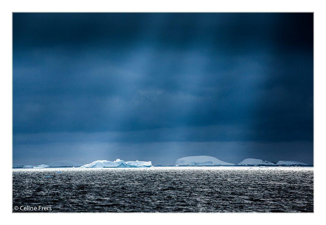 Celine Frers Antarctica Skies