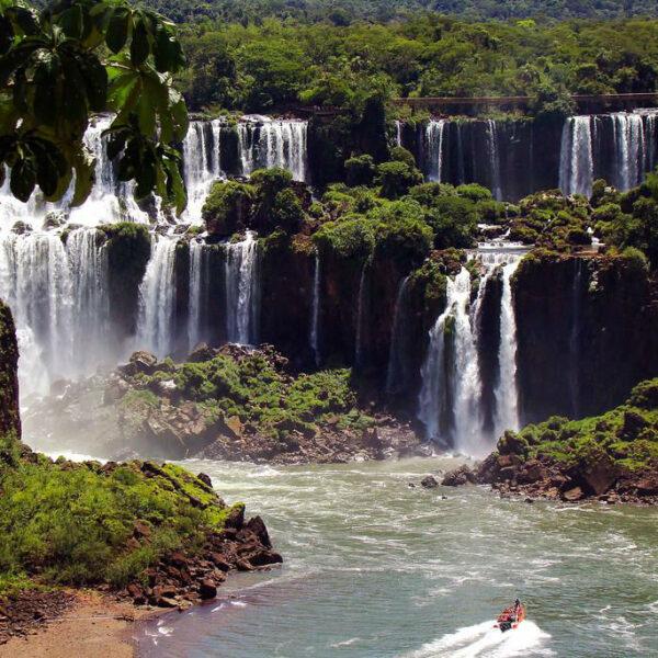 Iguazú Falls & the Northeast