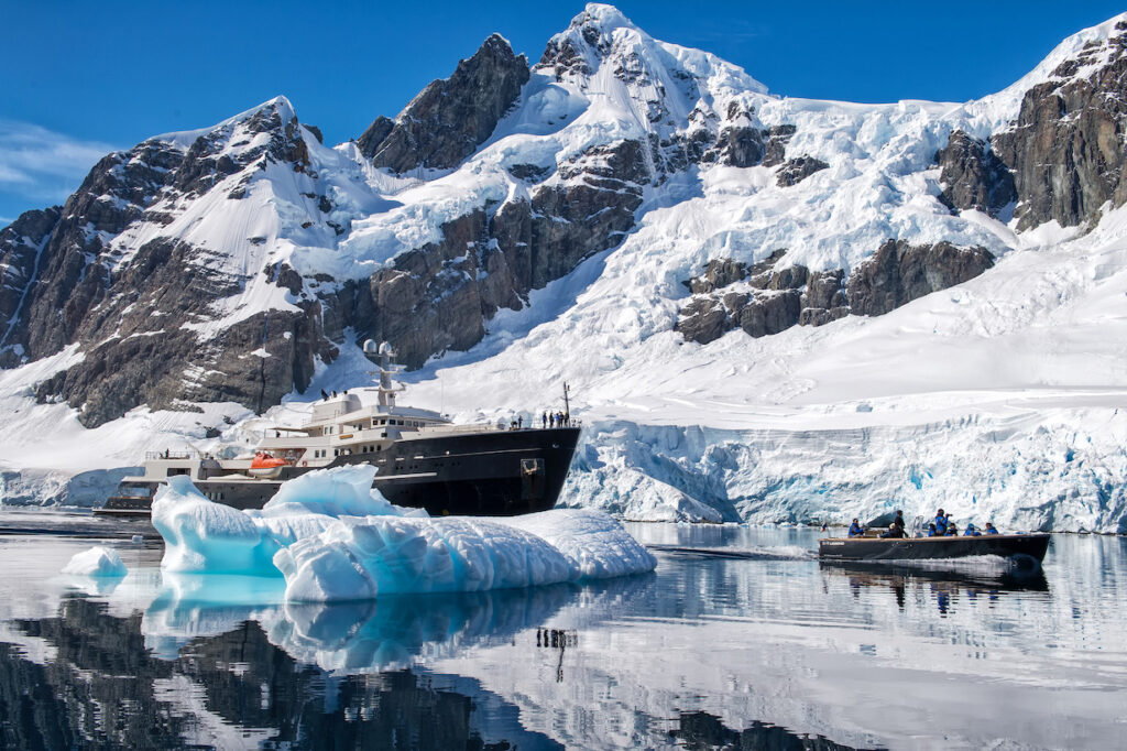 Legend Antarctica
