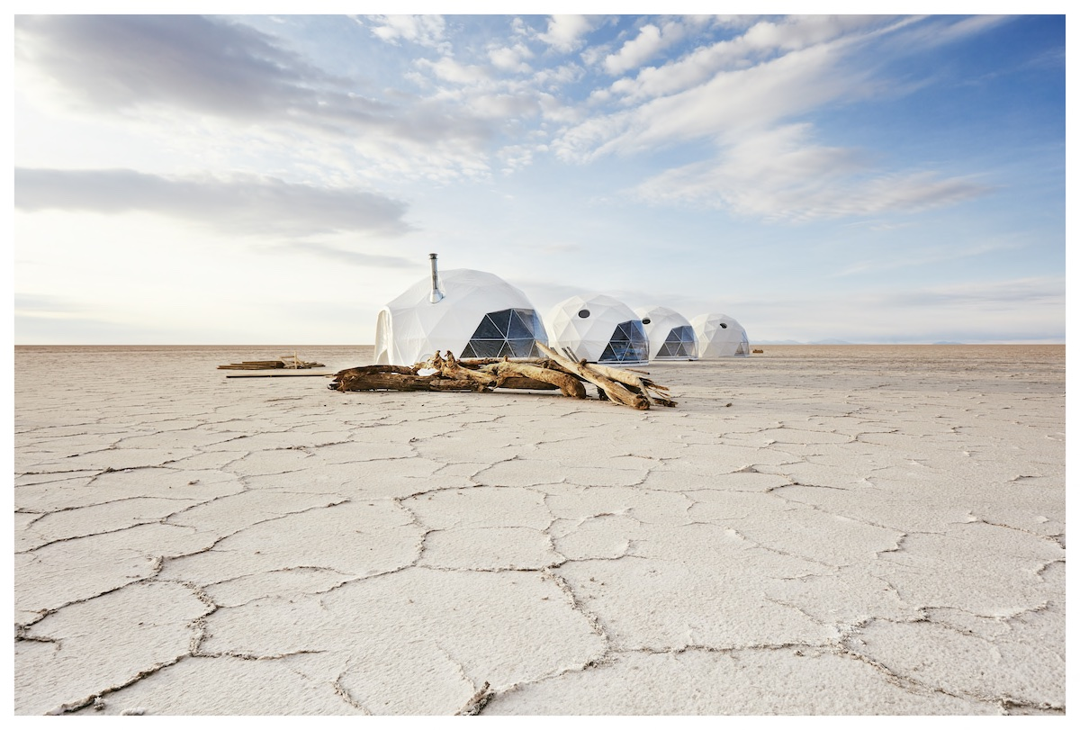 Star-Gazing In Style In The Bolivian Salt Flats