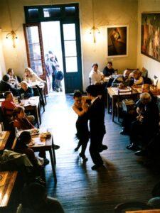 Tango, Milonga, Buenos Aires