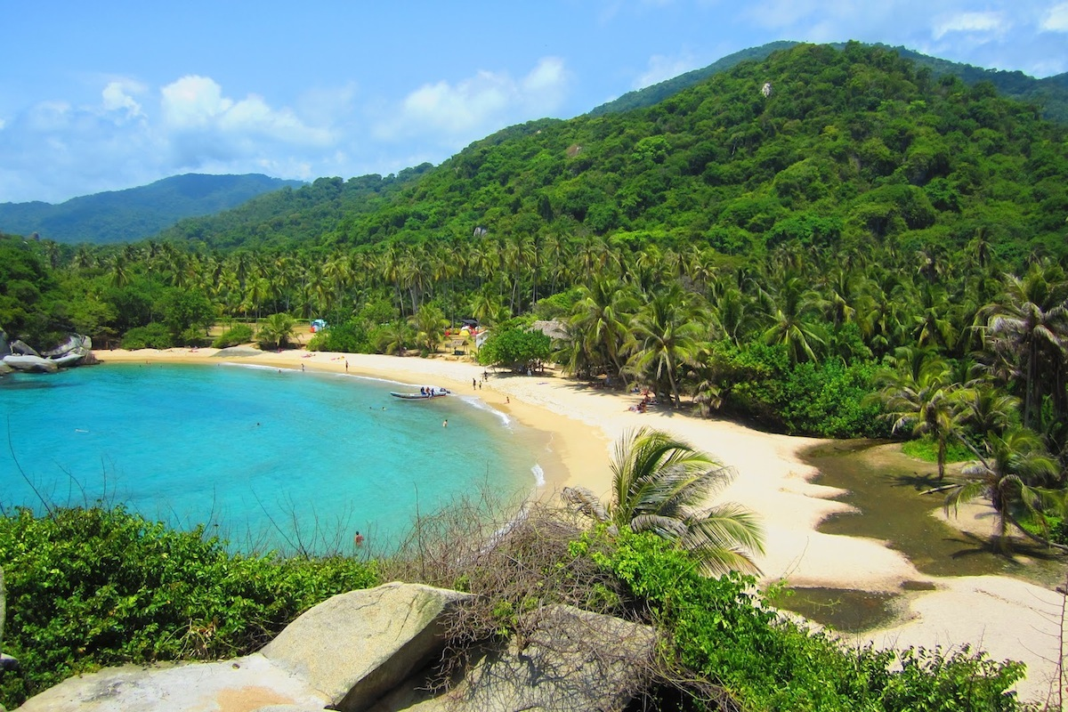 Parque Nacional Natural Tayrona travel | Caribbean Coast ...
