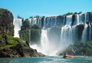 Iguazu Falls Boat Trip