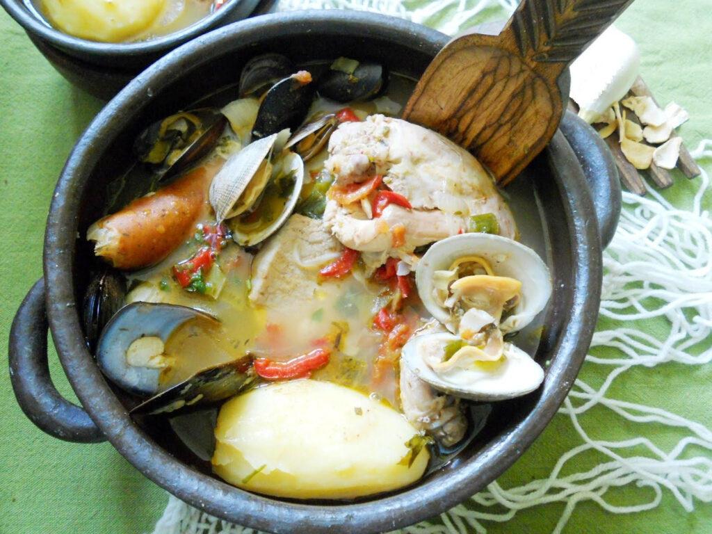Curanto - Chilean Food