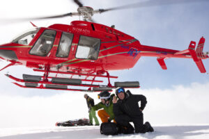 Heli Skiing Nomads Patagonia