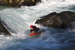 Hydrospeed Nomads Chile