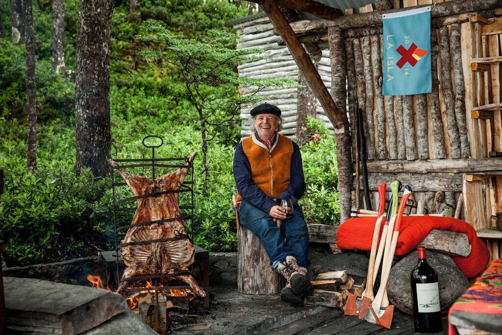 Playing with Fire with  Argentine Chef Francis Mallmann