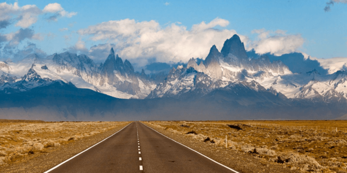 Road trip South America