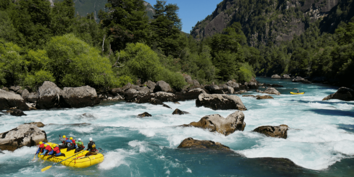 river rafting adventure