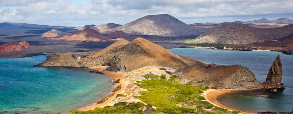 Bartolomew Island galapagos