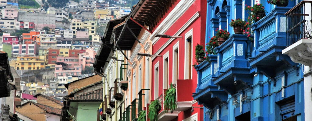 Colour homes quito ecuador