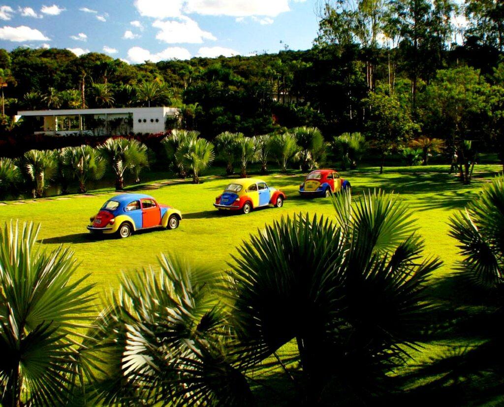 Inhotim Gardens, Brazil