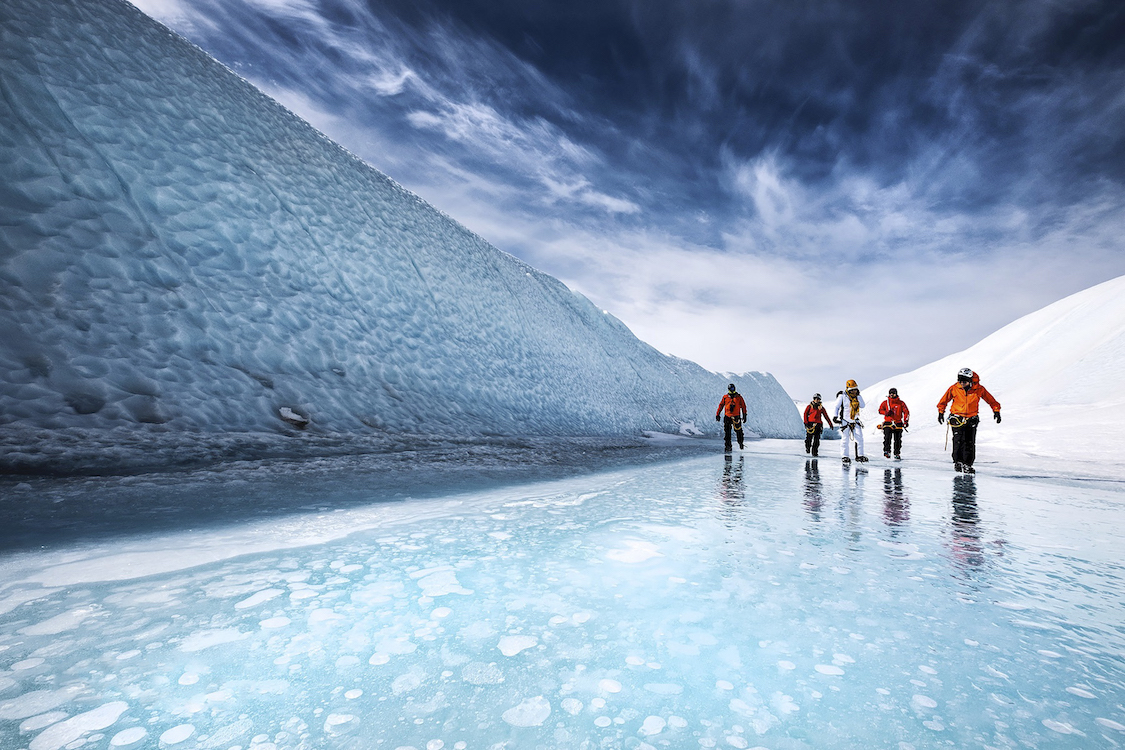 Antarctica Ice Trekking | Plan South America
