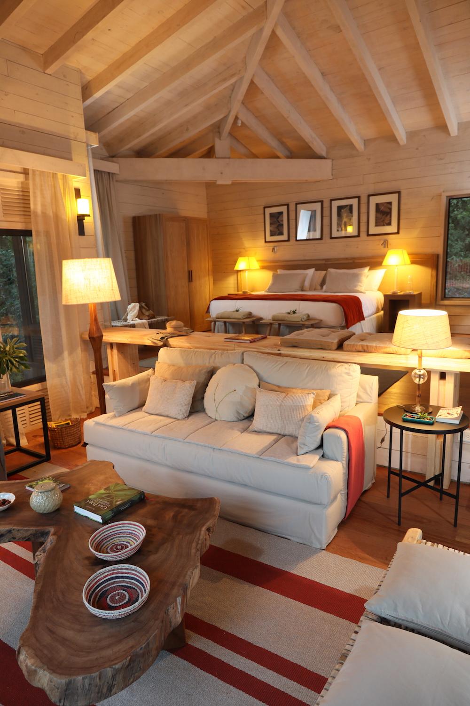 Awasi Iguazu Argentina - Living Room