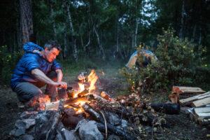 FIREPOT Camp Fire - Outdoor Food