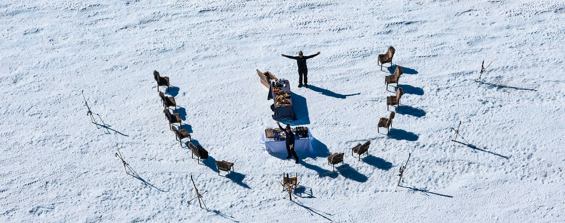 Whichaway Camp, Antarctica | Plan South America