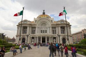 Museo de Bellas Artes, Mexico City