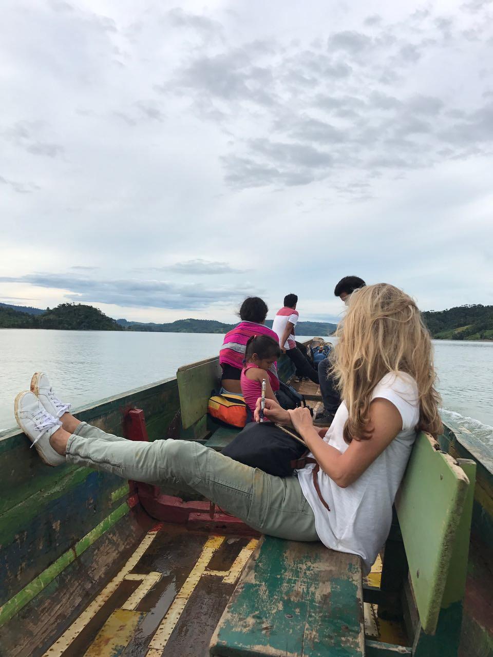 Kate Horne Boat Trip