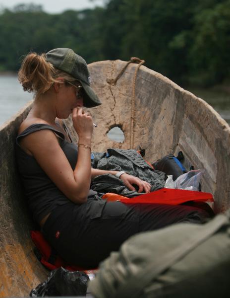 Kate Horne Documentary South America