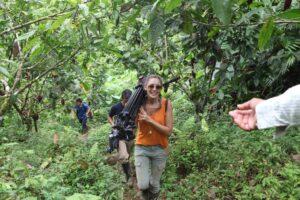 Kate Horne Jungle Documentary