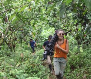 Kate Horne Ecuador Documentary