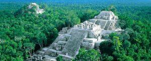 Calakmul Ruins, Campeche, Mexico