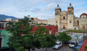 Oaxaca Church, Mexico