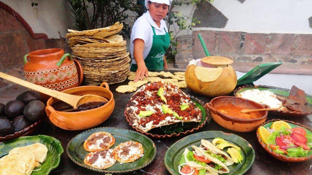 Oaxaca Food Market