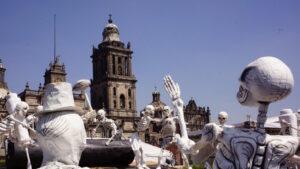 Dia de los Muertos - Mexico City