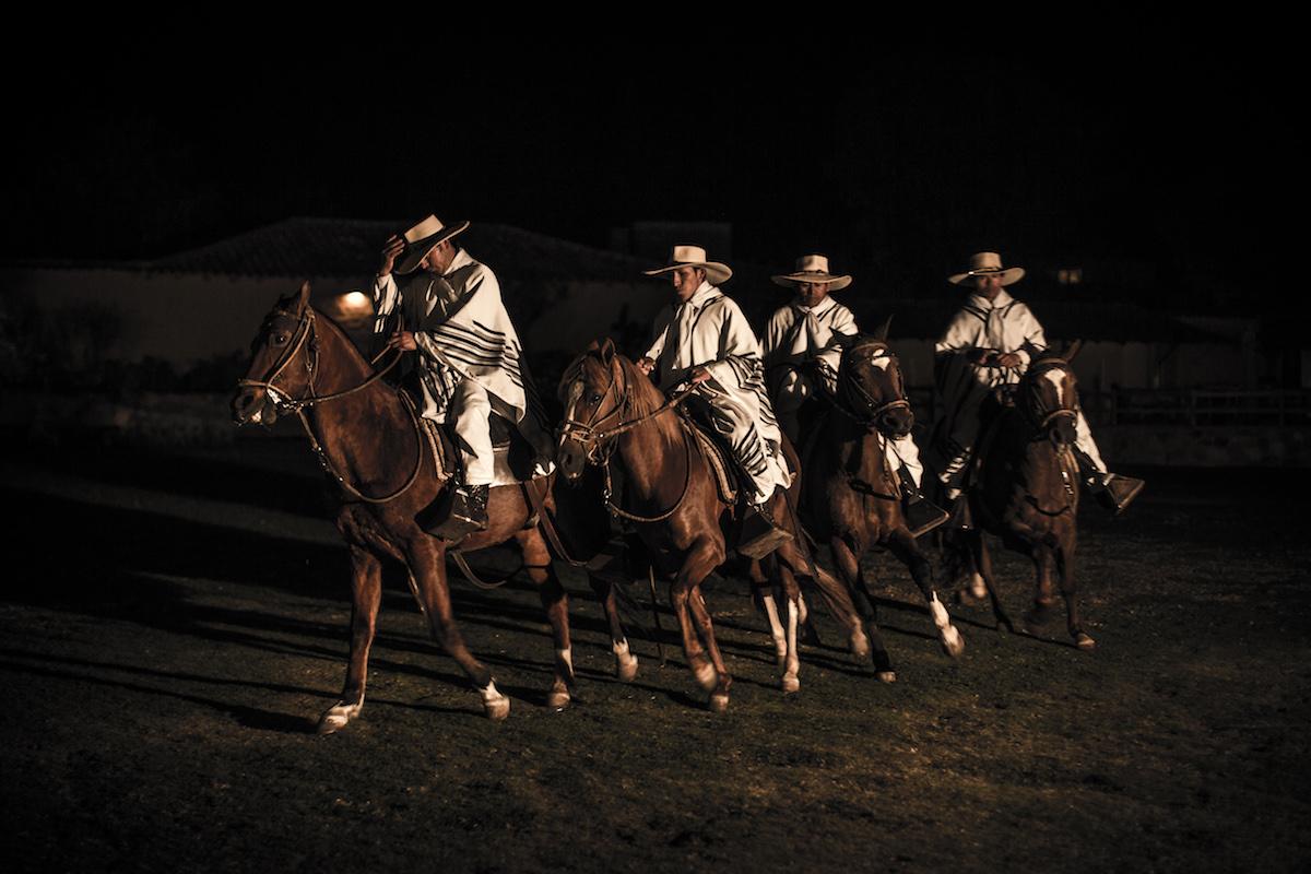 Sol y Luna Peruvian Paso Horse Show